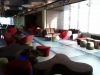 Aloft Sukhumvit 11 Bangkok Second Floor bar Area Sitting