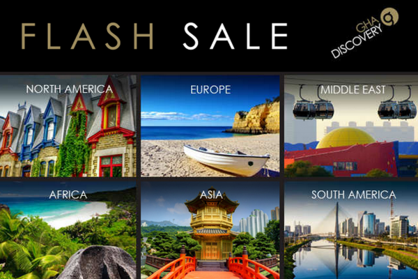 GLobal Hotel Alliance August 2014 Flash Sale
