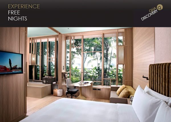 Global Hotel Alliance GHA Platinum Local Experience Award Singapore