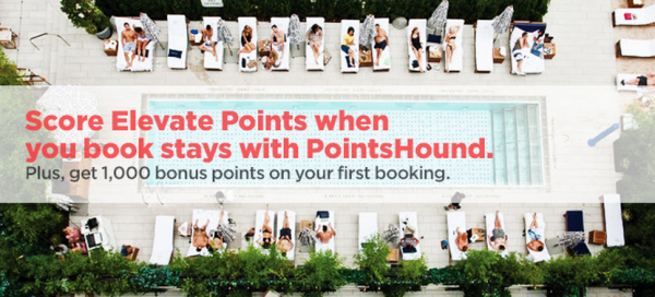 Virgin America PointsHound August  2014 Promotion
