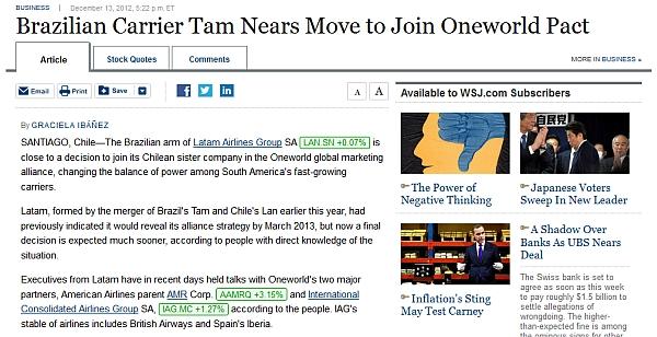 tam-oneworld
