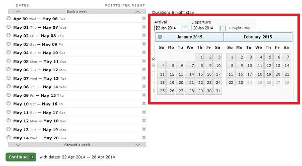 hilton-hhonors-normal-calendar-search-dates