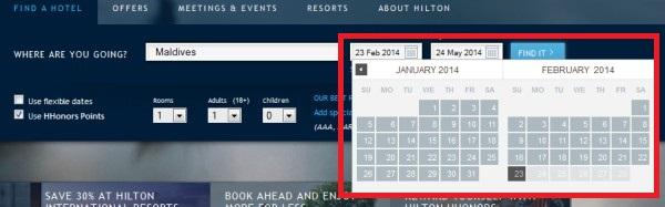 hilton-hhonors-normal-calendar