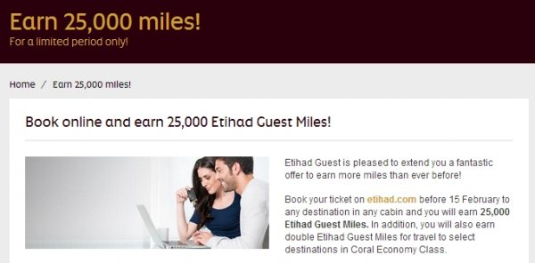 etihad-guest-25000-booking-bonus-february-2014