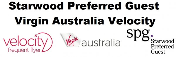 spg-starwood-preferred-guest-virgin-australia-velocity-partnership