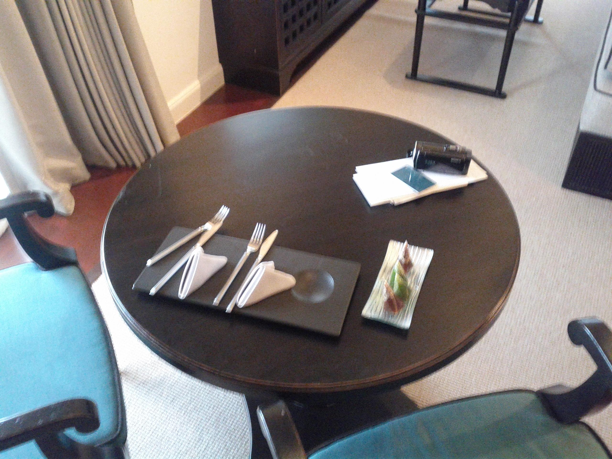 Intercontinental koh samui taling ngam resort thailand for Table 99 koh samui