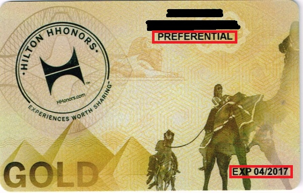 hilton-hhonors-gold-preferential