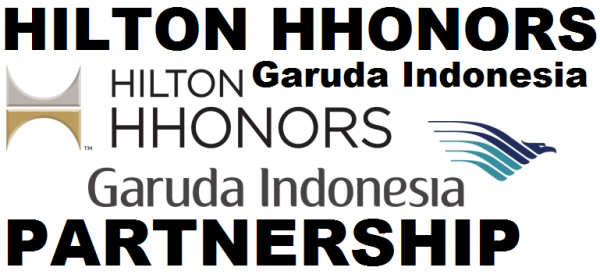 Hilton HHonors Garuda Indonesia Partnership