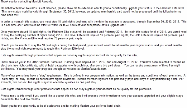 Marriott S Customer Service Email Turnaround Time For