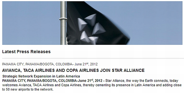star-alliance-avianca-taca-copa