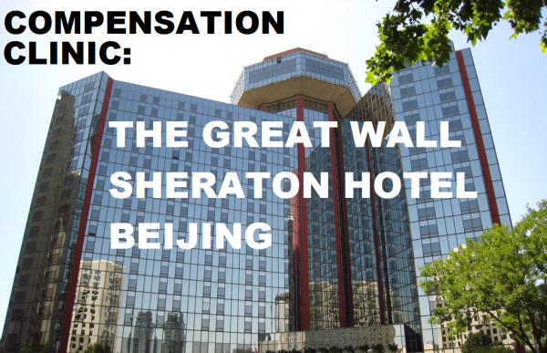 Compensation Clinic Sheraton Great Wall