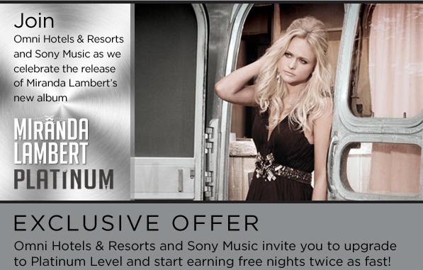 OMNI Select Guest Platinum