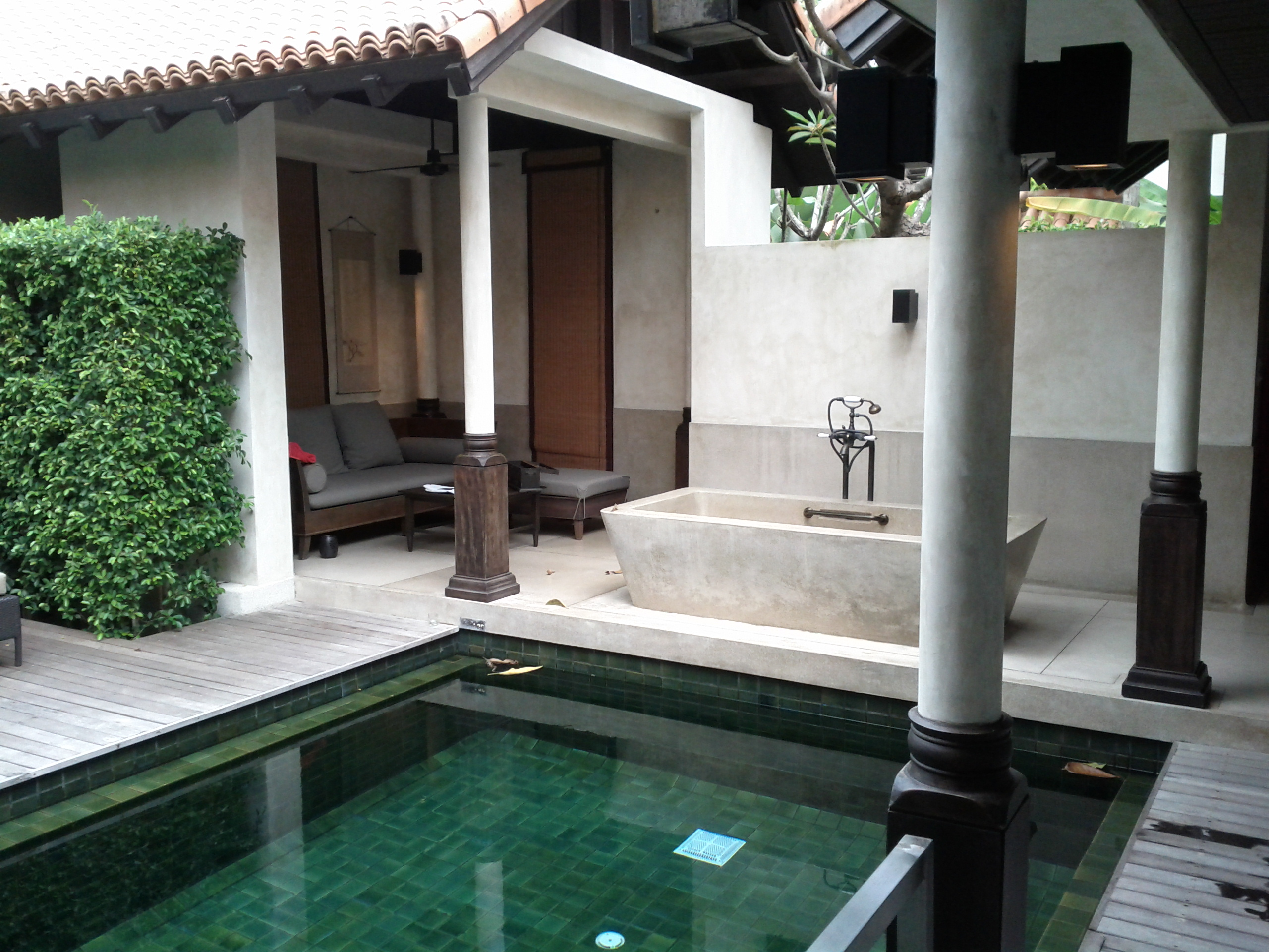 Le meridien koh samui resort and spa koh samui thailand for Koi pool villa koh tao