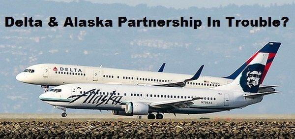 Alaska Airlines Delta Air Lines Partnership