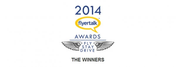 FlyerTalk Awards 2014