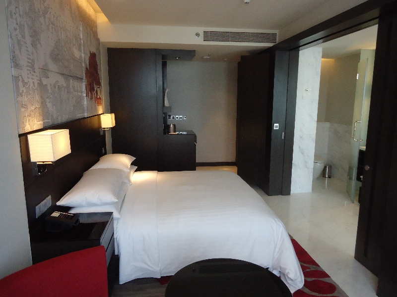Gneral Size Of Hotel Room