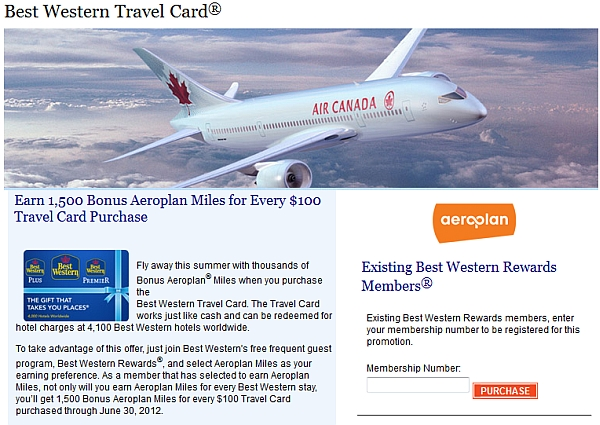 best-western-travel-card-aeroplan