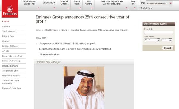 emirates-profit-announcement