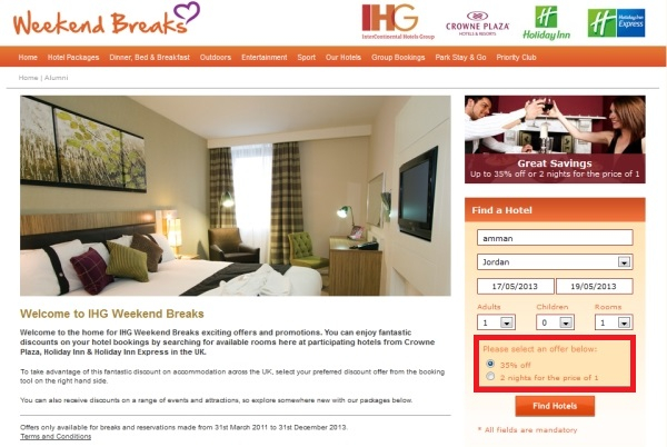 ihg-weekend-breaks