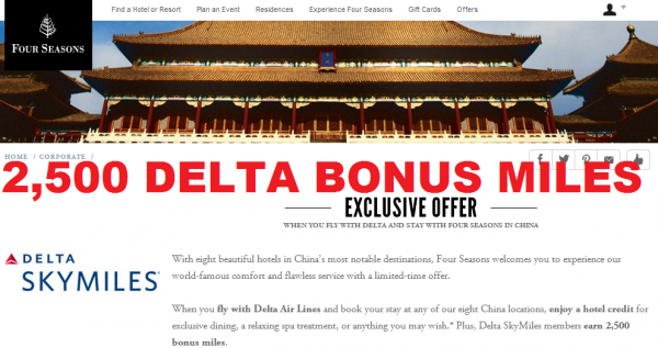 Four Seasons Delta