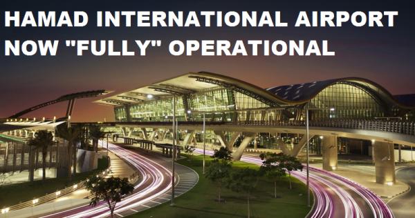 Hamad International Airport DOH