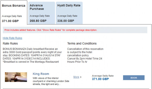 We asked Hyatt Concierge about this particular rate, who responded that the code needs to be given to you by an employee: While Hyatt Concierge also let us know that the code is the same for all employees (so one generic code rather than each employee given their own code to distribute), it seems that no-one is willing to give it up to the.