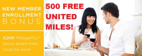 United Airlines MileagePlus Dining U