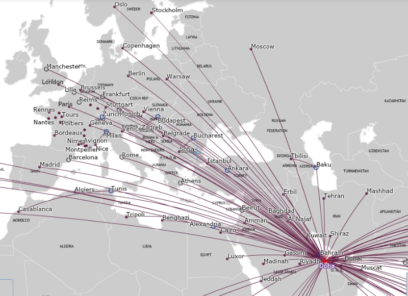 qatar-airways-route-map-middle-east-europe-north-africa
