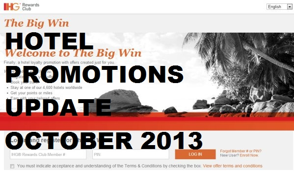 hotel-promotions-update-october-2013