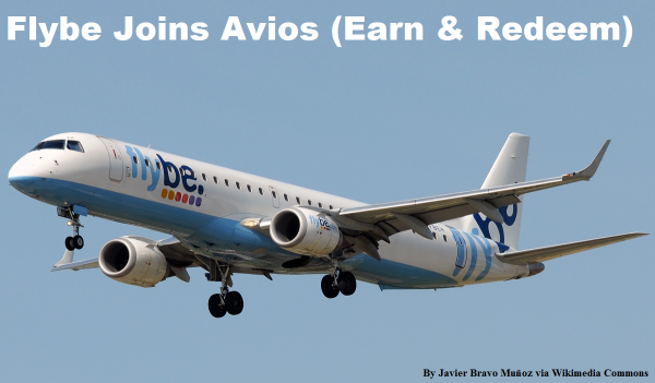 Flybe Avios Partner