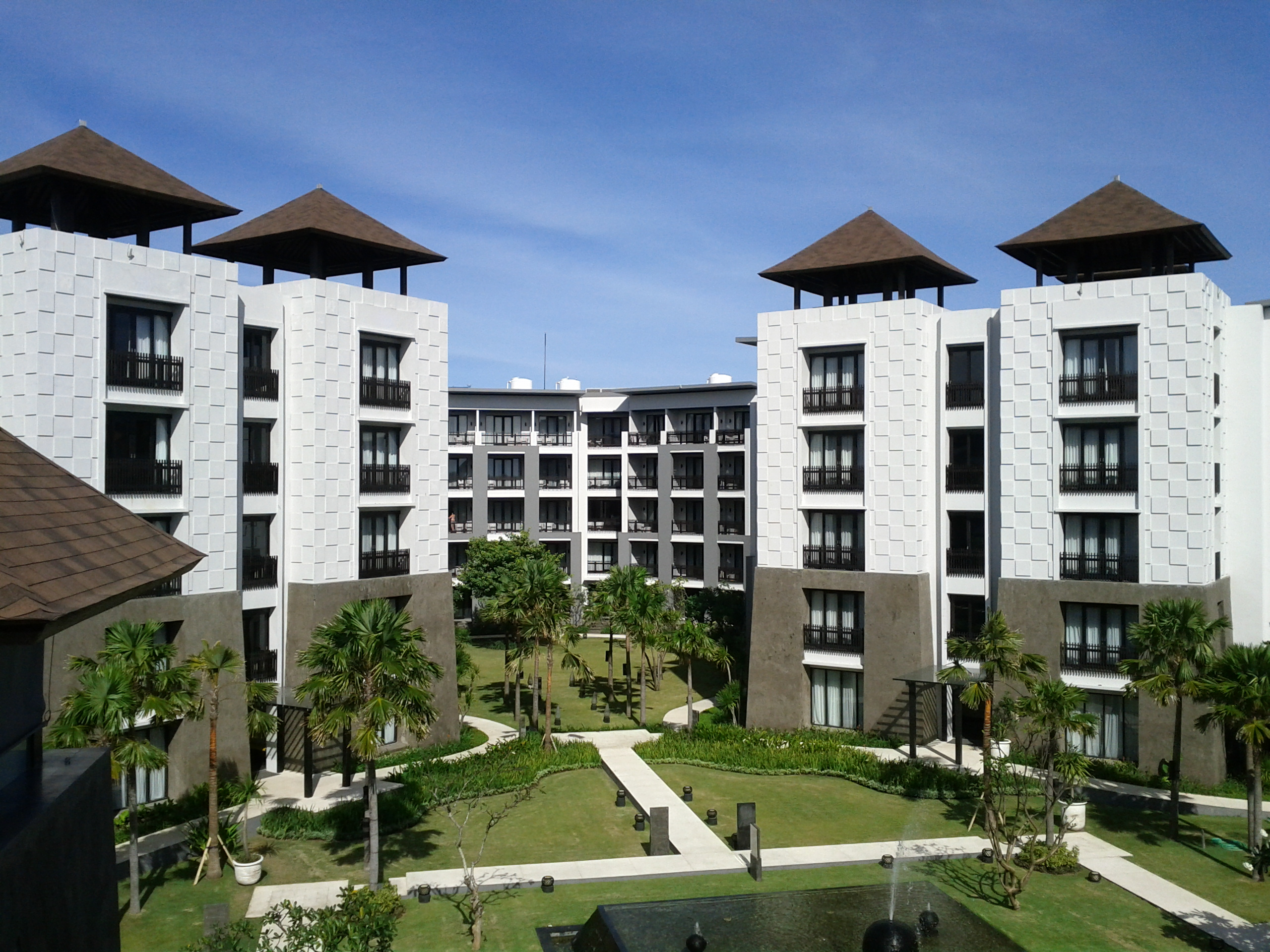 Pullman bali legian nirwana hotel indonesia review of for Pullman hotel