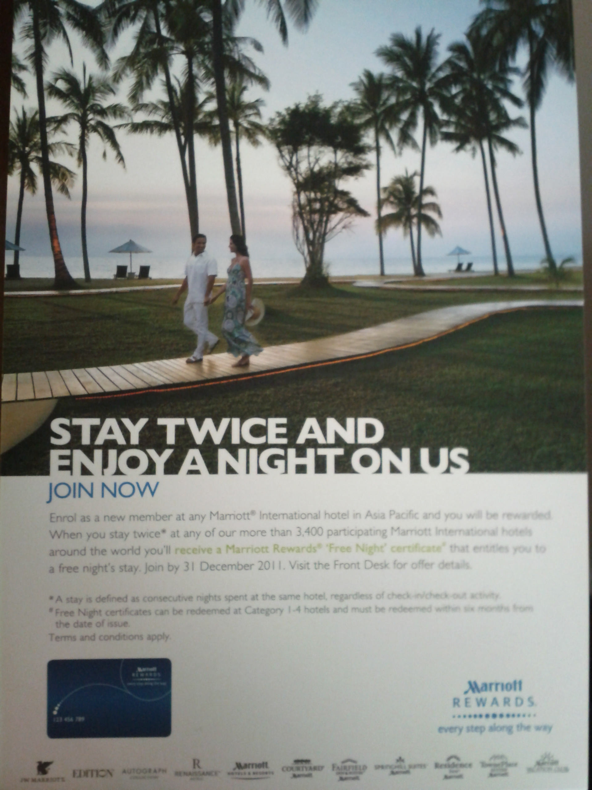 Marriott rewards sign up bonus free night certificate or instant marriott rewards sign up offer stay twice stay free 1betcityfo Choice Image