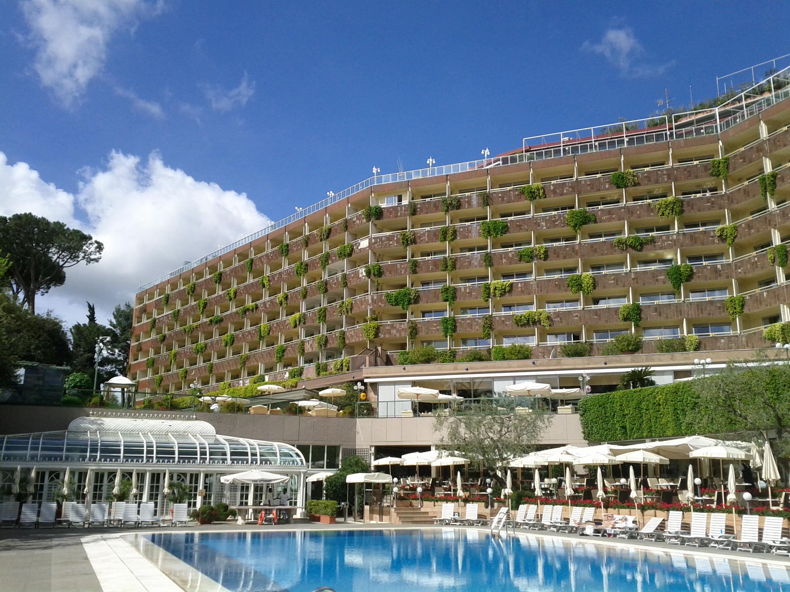 Hilton Roma Hotel