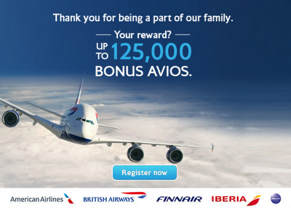 British Airways Executive Club United States Canada Transatlantic Business First Class Bonus Fall 2014