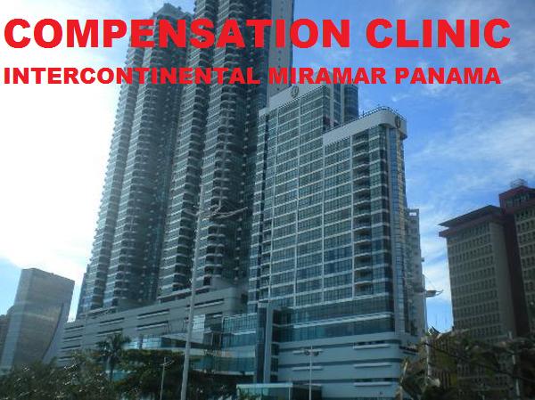 Compensation Clinic InterContinental Miramar Panama
