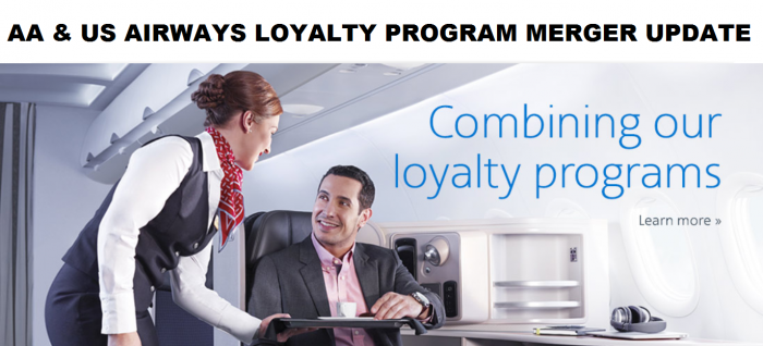 American Airlines US Airways Frequent Flier Program Merger Update October 28, 2014
