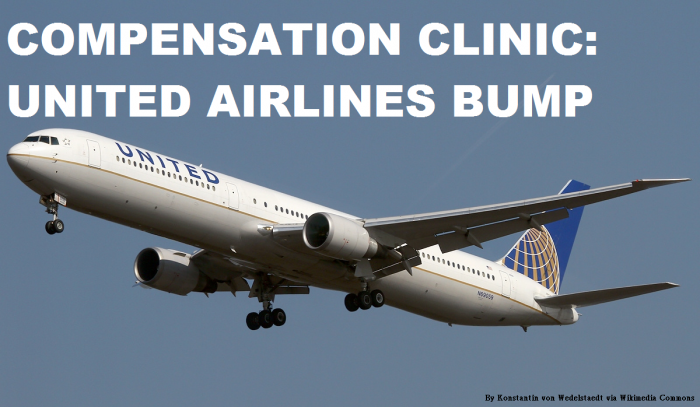 Compensation Clinic United Airlines