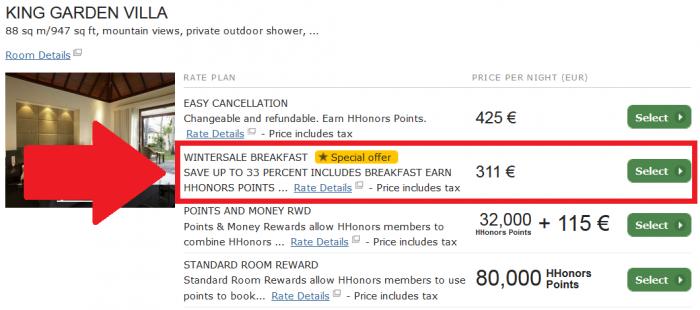 Hilton Europe, Middle East & Africa Weekends Winter Sale For Stays November 21, 2014 – December 28, 2015 (Book November 18 – January 31, 2015) Hilton Secyelles Labriz