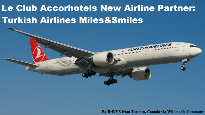 Le Club Accorhotels Turkish Airlines Miles&SMiles Main