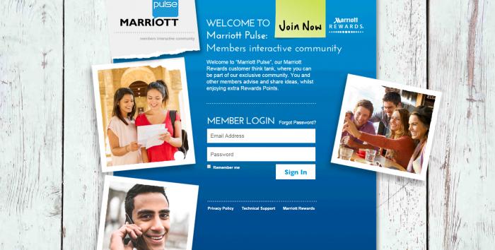 Marriott Pulse