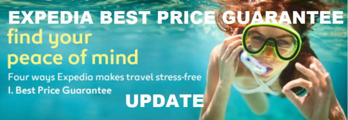 Expedia Best Price Guarantee Response Time Update
