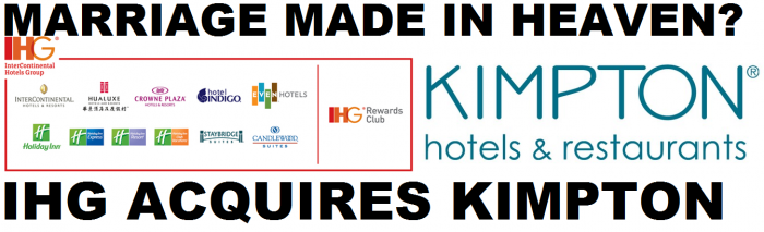 InterContinental Hotels Group Kimpton Hotels & Restaurants