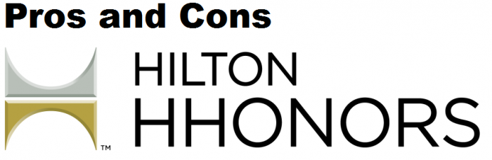 The strengths and weaknesses of the hilton hhonors program