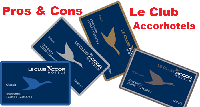 Pros And Cons Of Le Club Accorhotels