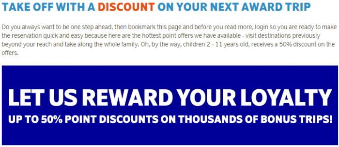 SAS Eurobonus Point Bargains