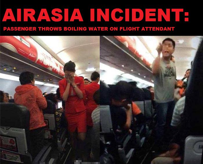 Thai Air Asia Incident U