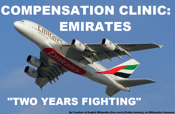 Compensation Clinic Emirates