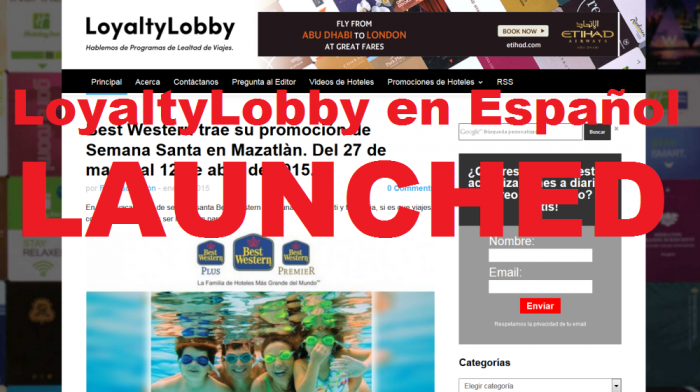 LoyaltyLobby en Español