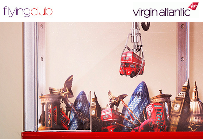 Virgin Atlantic Flying Club Economy Award Sale January 2015