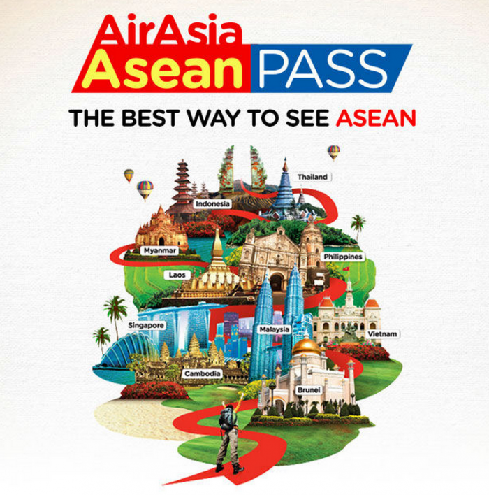 Fabulous Fridays AirAsia Asean Pass